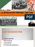 Dispositivas Revolucion Peruana Reynaga