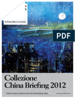 Collezione China Briefing 2012