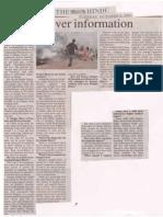 Dengue fever information