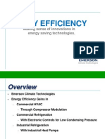 Making sense of innovations in energy saving technologies