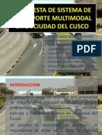 Sistema Multimodal Cusco