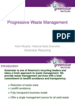 Progressive Waste Management
