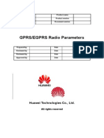 38204187 GPRS EDGE Network Planning and Optimization Chapter4 Radio Parameters 20040524 a 1 0