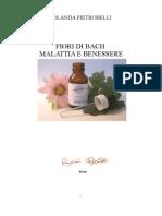 Fiori Di Bach - Malattia e Benessere