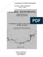 The Roman Frontier at the Lower Danube 4th-6th centuries