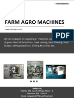 Farm Agro - Imported Machines