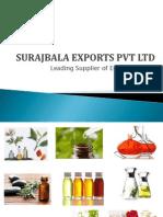 SBEPL Essential Oils