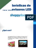 Características de los televisores LED -