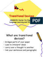 LECTURE 5 - Transitional Devices