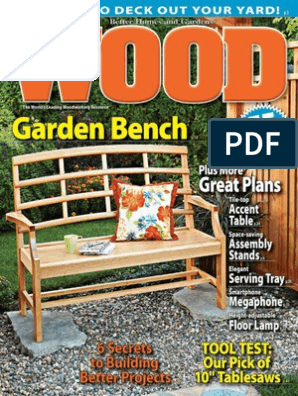 Super Wood Magazine 225 May 2014 Spiritservingveterans Wood Chair Design Ideas Spiritservingveteransorg