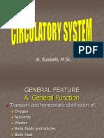 Circulatory System Ss
