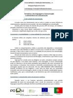1 Ficha informativa 1 - Linguagem e Comunicação