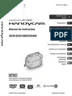 Manual Filmadora DCR DVD108