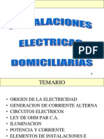 CI Electricidad Electromagnetismo