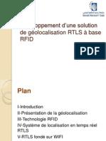 RTLS à base RFID