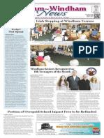 Pelham~Windham News 3-28-2014