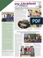 Hudson~Litchfield News 3-28-2014