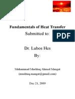 30428057 Fundamentals of Heat and Mass Transfer