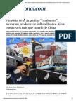 """Paradoja de la Argentina """"camionera""""_ mover un producto de Salta a Buenos Aires cuesta 50% más que traerlo de China – iProfesional.pdf"""