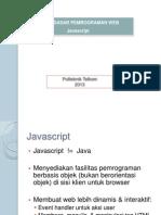 Javascript Dasar