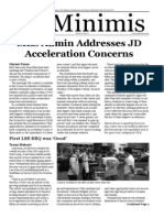 MLS De Minimis Vol. 3 Issue 3