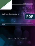 Midshire  – Calls and Lines – Telecoms Brochure