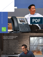 Midshire - Cisco Smart Business Communcations - telecoms brochure