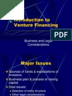 venture finance