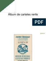 Carteles RENFE
