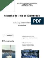 Cisterna Alambrado