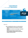 GSM Dual-Band Network Planning & Optimization