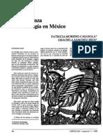 enseñanza de la ecologia en mexico