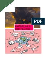 Managing Air Pollution