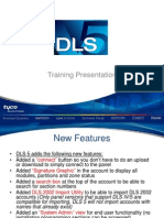 DLS-5 Training Presentation