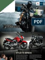GW250 Inazuma Brochure