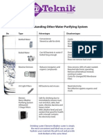 Understanding Other Water Purifying System