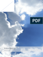 IntexGroup Services Profile