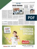 Elezione nuovo rettore, ecco le date - Il Corriere Adriatico del 26 marzo 2014