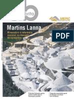 Revista Areia e Brita - Edição 59 - MARTINS LANNA