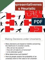 Representativeness Heuristics
