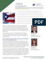Puerto Rico's $3.5 Billion GO Deal