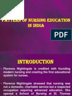 Sandeep Patterns of Nursing Ppt