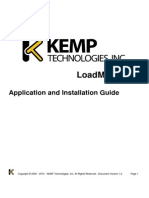 LoadMaster Manual