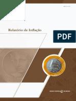 Relatório de Inflação - Março 2014