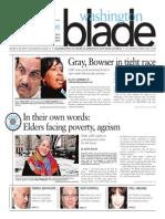 Washingtonblade.com, Volume 45, Issue 13, March 28, 2014