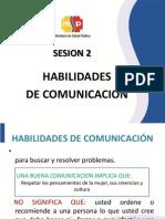 04. Habilidades de Comunicación