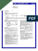 Casio Illuminator Manual