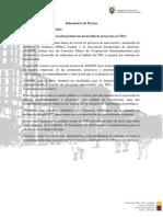 Informativo Prensa Convenio AESOFT 1