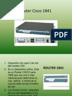 Router 1841 Cisco