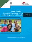 Norma TECNICA DEL Adolescente VERSION N°02